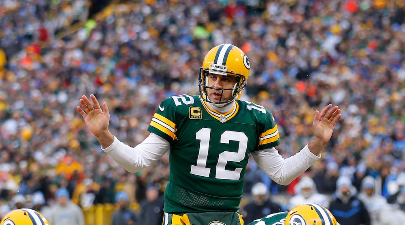 Green Bay Packers quarterback Aaron Rodgers says he isn't concerned about his calf injury approaching the NFC Divisional Game vs. the Dallas Cowboys.