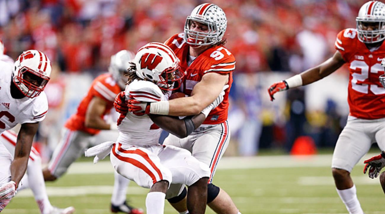 ohio state buckeyes defensive end joey bosa u0027s road to the college