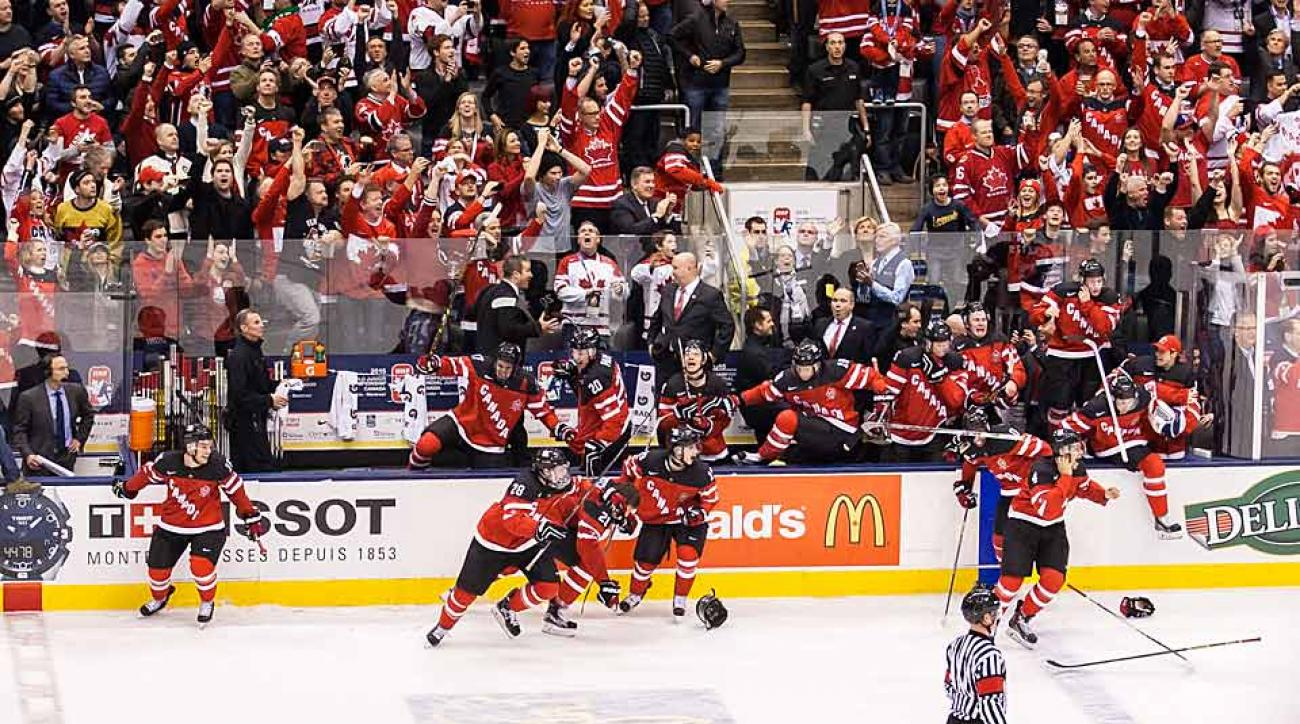Canada wins World Juniors