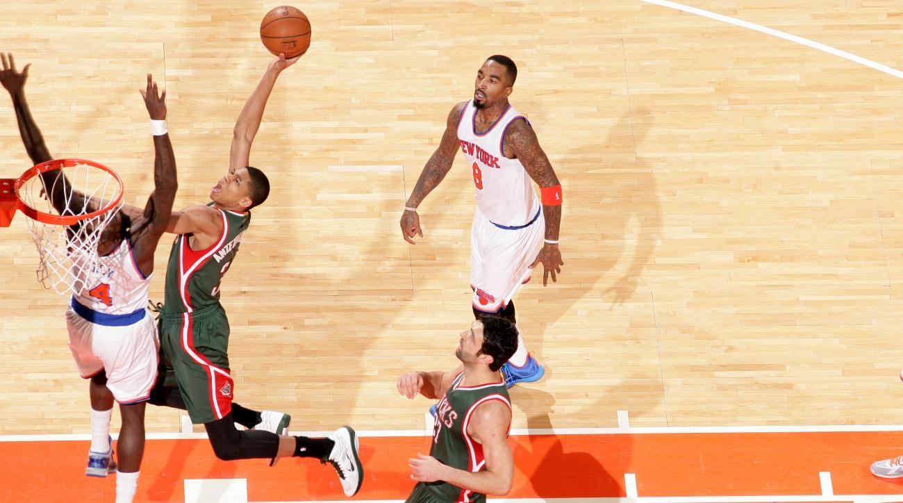 Giannis Fantasy basketball picks