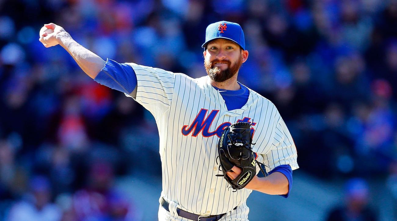Mets Bobby Parnell contract