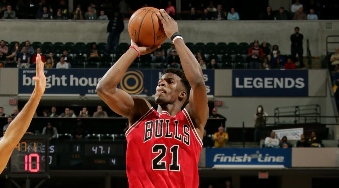 Jimmy Butler NBA fantasy picks
