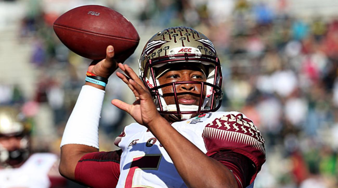 Jameis Winston at Florida State: A timeline of his college career ...
