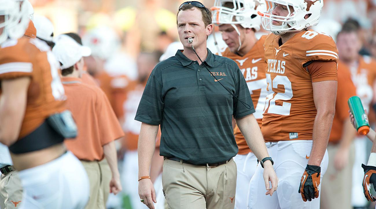 Former Texas assistant Major Applewhite will be Houston's offensive coordinator and quarterbacks coach.