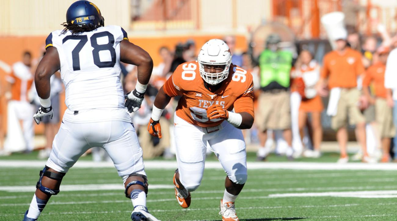 Malcolm Brown Texas DT