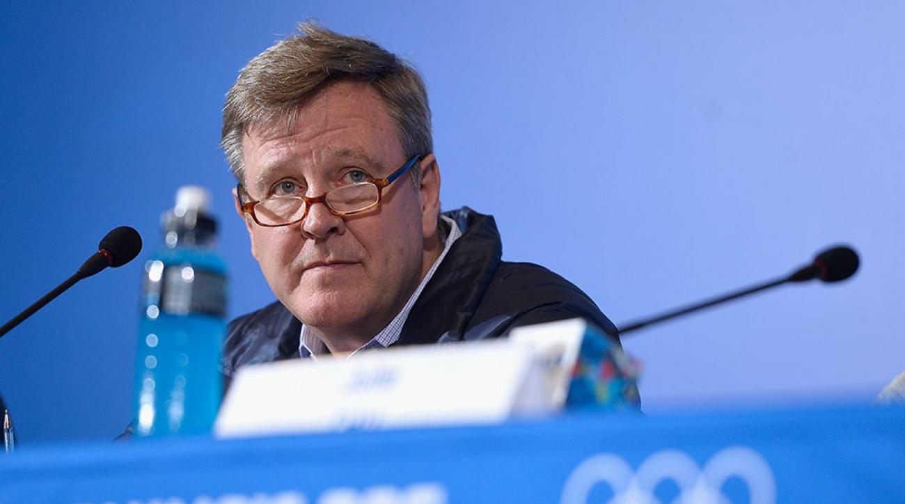 Scott Blackmun is the CEO of the United States Olympic Committee