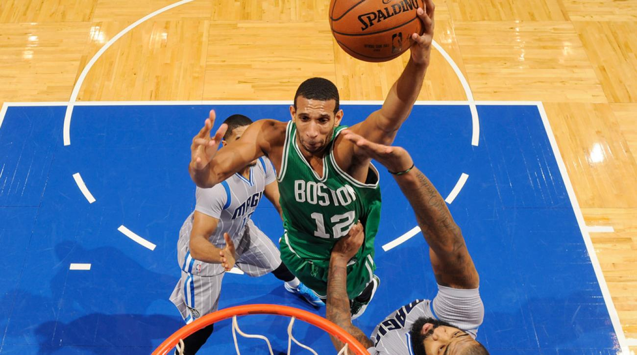 The Suns acquired Celtics center Brandan Wright for a first-round pick.