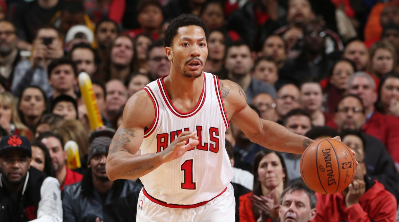 Derrick Rose NBA fantasy picks