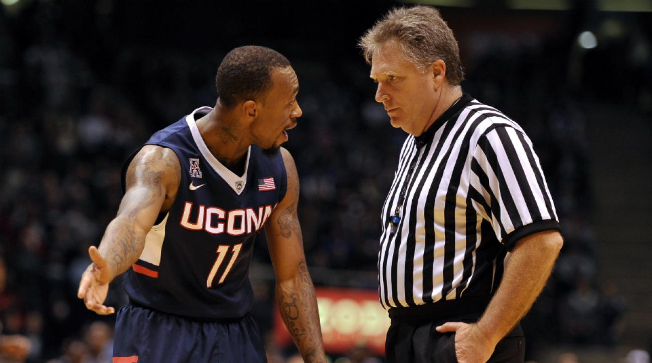 Referee Karl Hess terminated ACC AAC Big East after racial slur