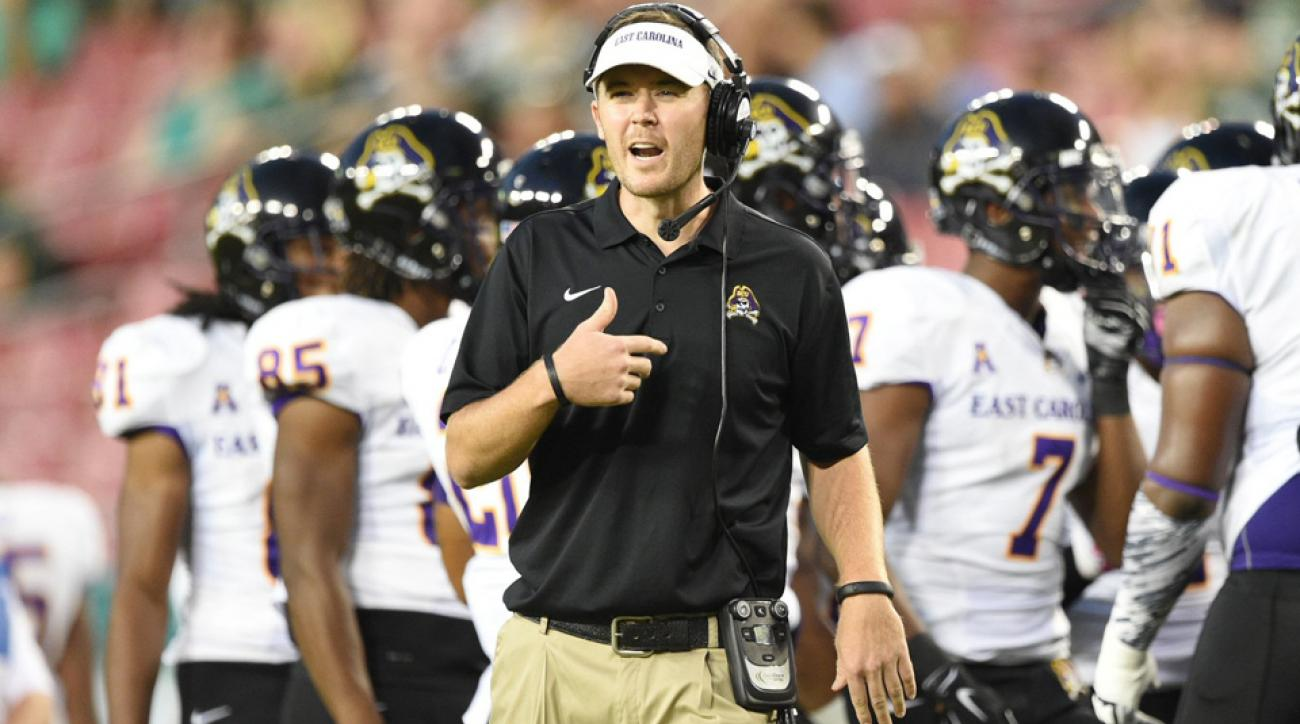 Oklahoma named Lincoln Riley as its next offensive coordinator.