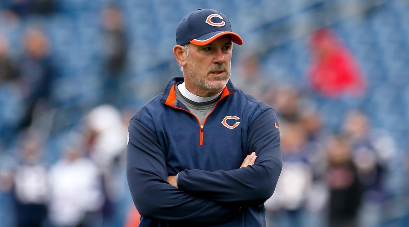 Browns offensive coordinator Matt Cavanaugh