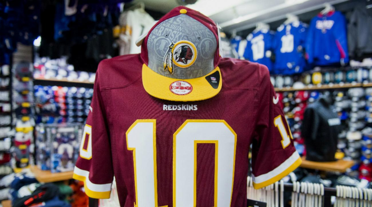Justice Department intervenes Redskins trademark lawsuit