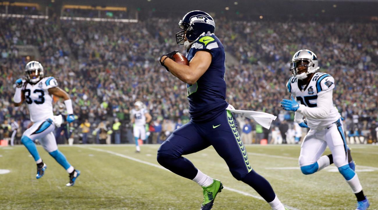 Jermaine Kearse Seattle Seahawks touchdown