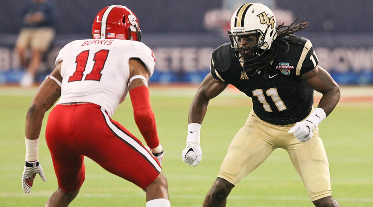 Breshad Perriman Nfl Draft Ucf Receiver Turning Pro Si Com