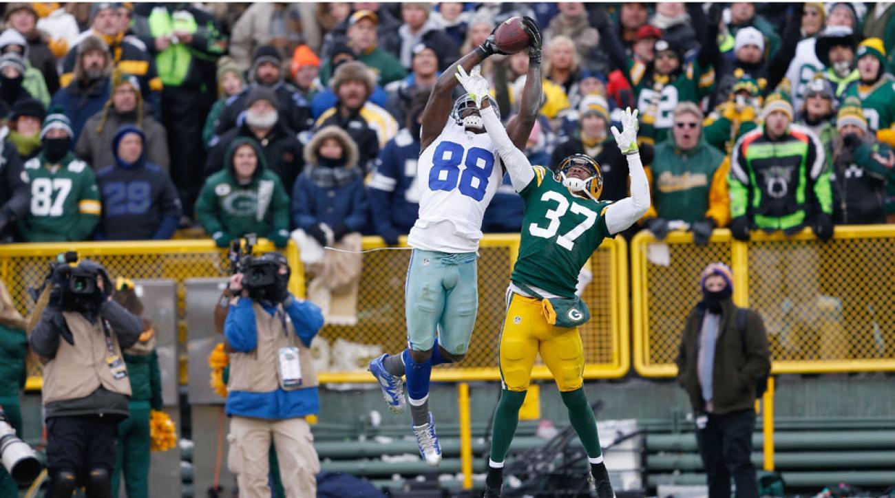 Dallas Cowboys Dez Bryant catch