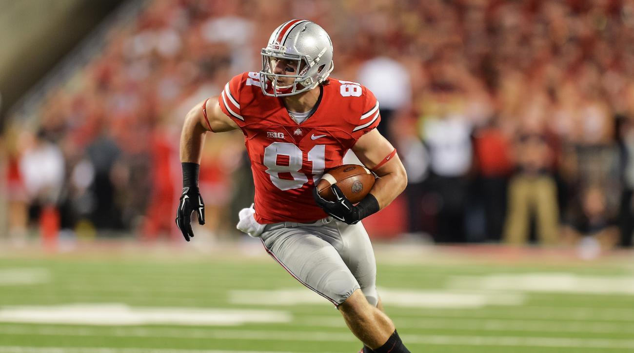 Nick Vannett Ohio State touchdown