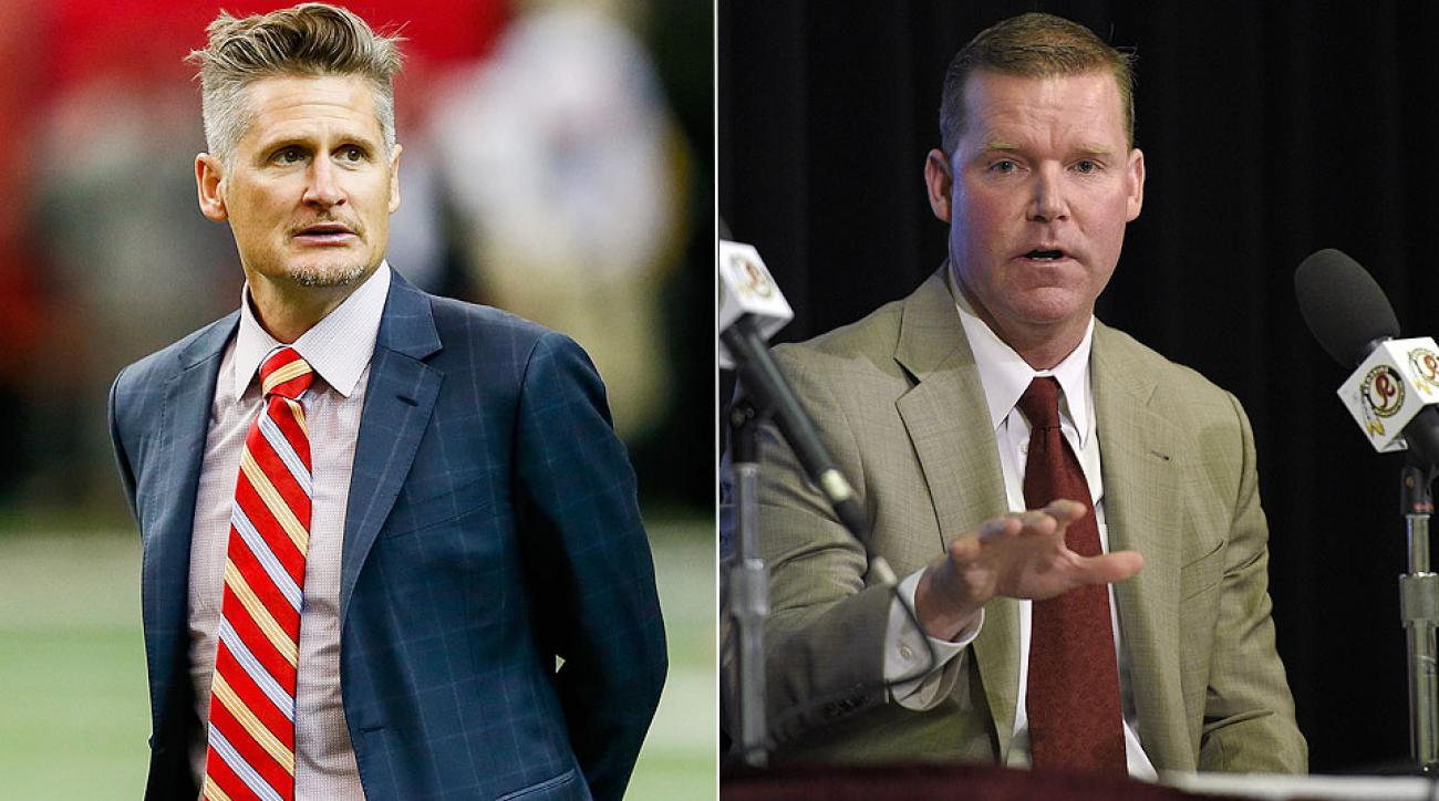 2015 NFL offseason: Redskins, Jets among early winners in front office moves
