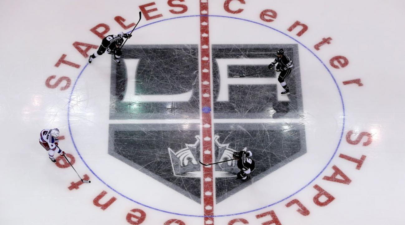 Los Angeles Kings apologize for suicide joke