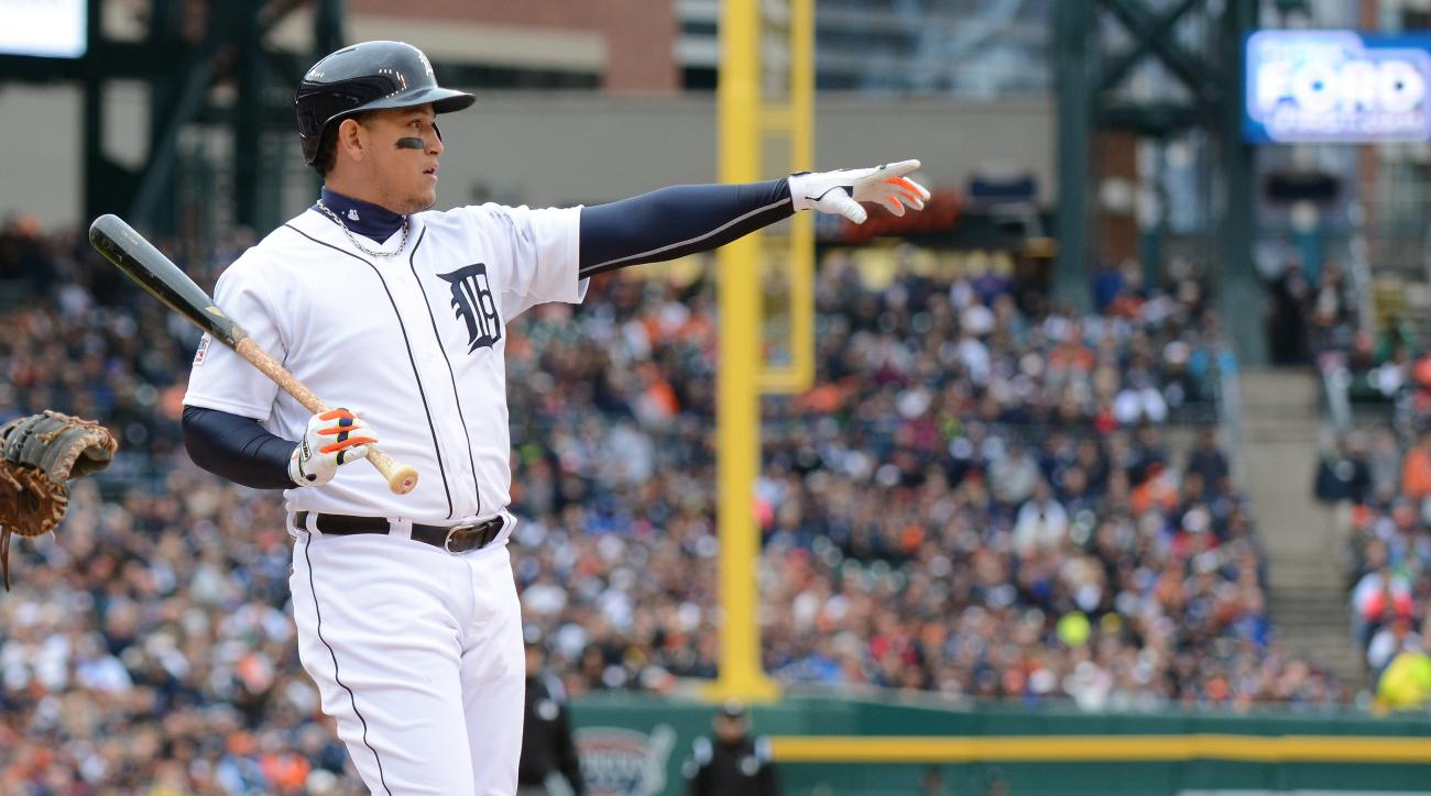 Tigers' Miguel Cabrera foot injury rehab