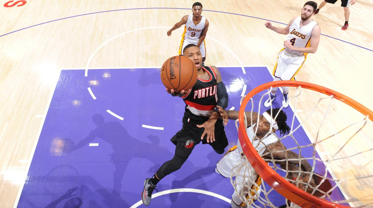 Damian Lillard NBA fantasy picks