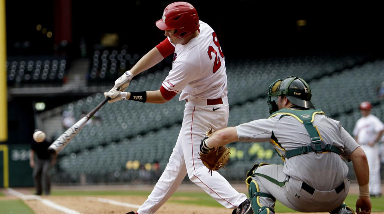 The Houston Cougars are offering season ticket refunds if you can hit a home run.