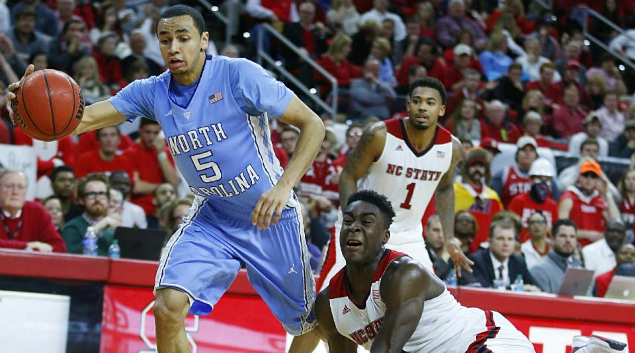 Marcus Paige key for North Carolina vs NC State