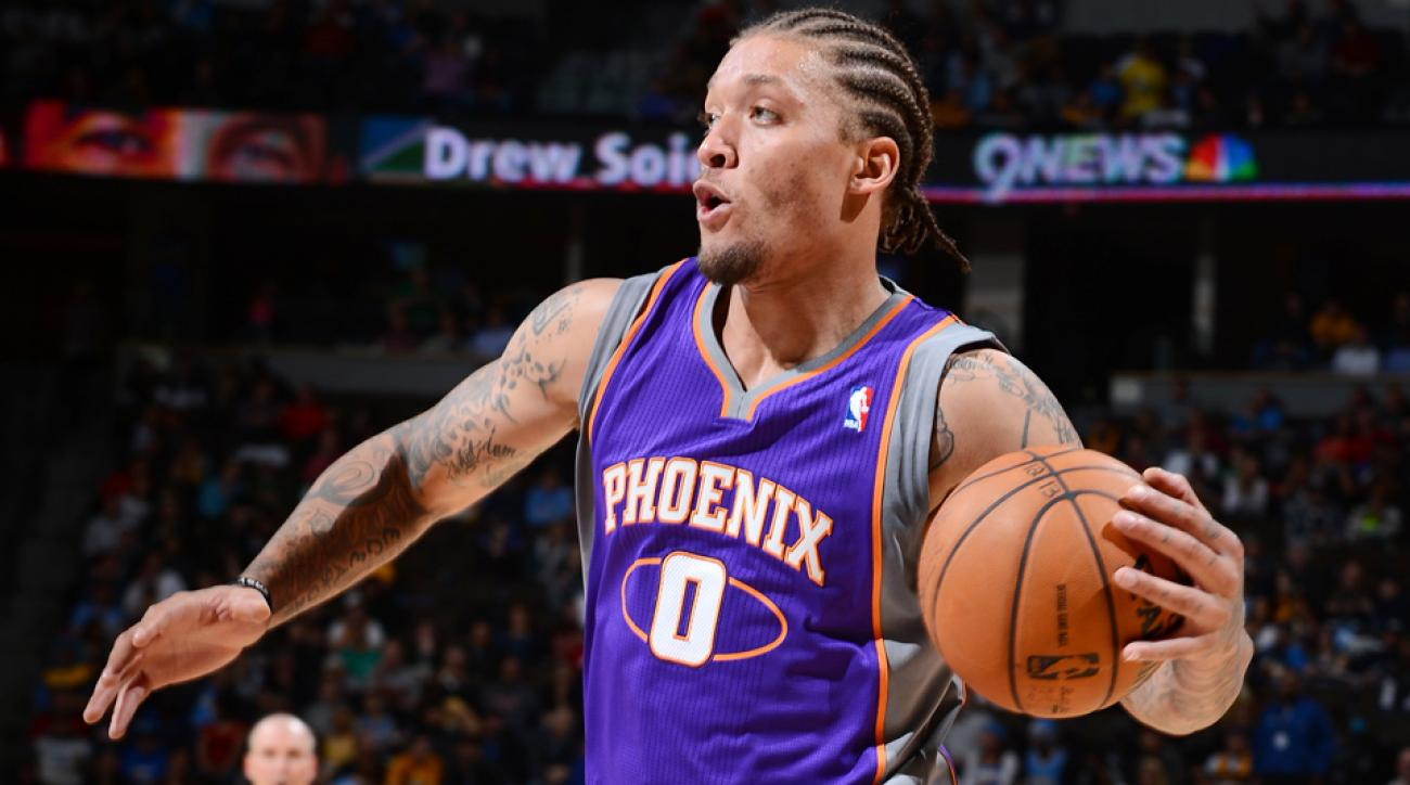 A woman sued former Suns player Michael Beasley $25 million for alleged sexual assault.