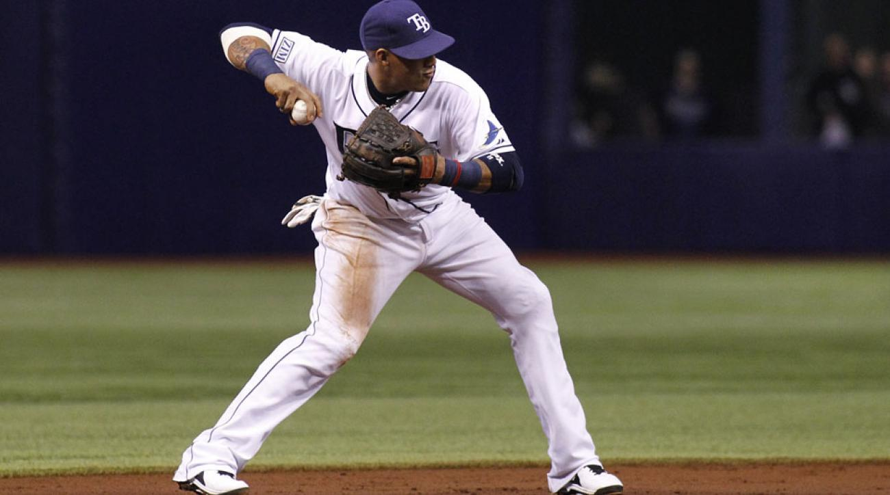 Yunel Escobar was traded to the A's this weekend, but he's now on his way to Washington.