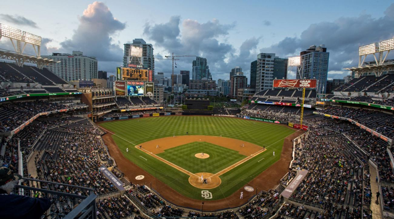2016 mlb all star game san diego padres host