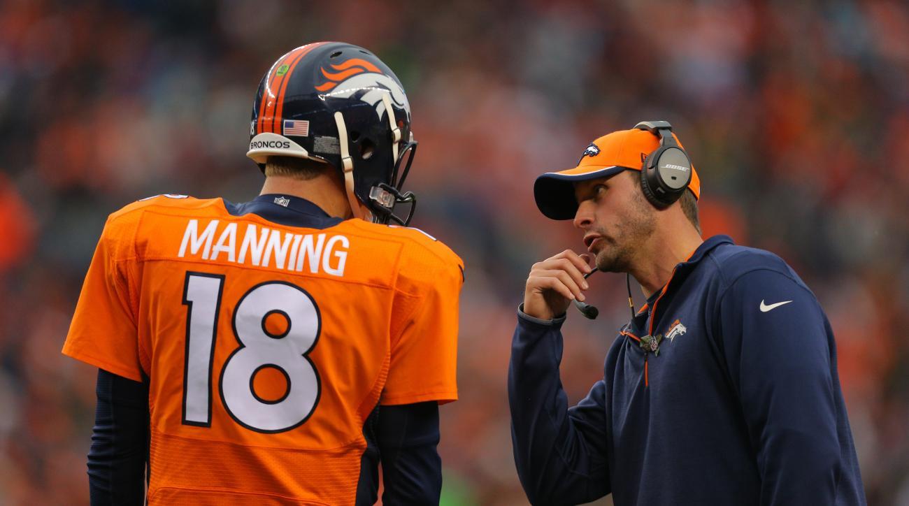 Falcons to interview Broncos' Adam Gase