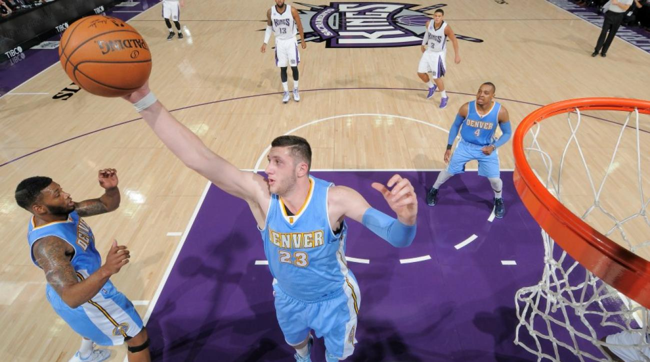 Nuggets rookie Jusuf Nurkic's dad is an enormous man