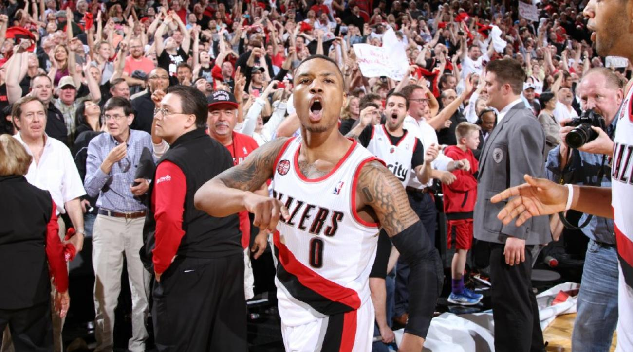 Trail Blazers' Damian Lillard has excellent response for Twitter critic