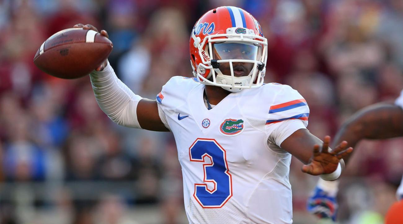 Florida Gators quarterback Treon Harris had a misdemeanor dropped.