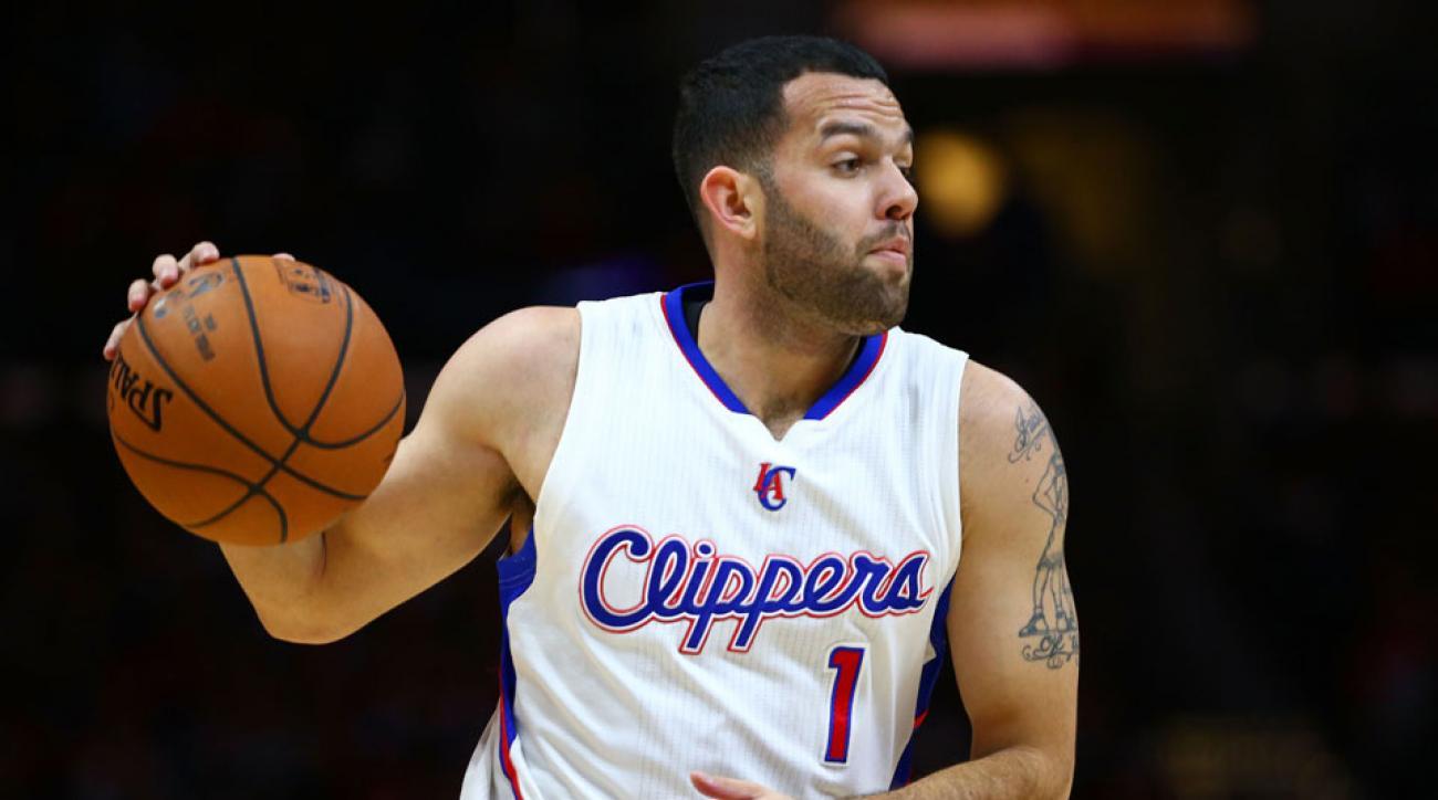 Los Angeles Clippers Jordan Farmar