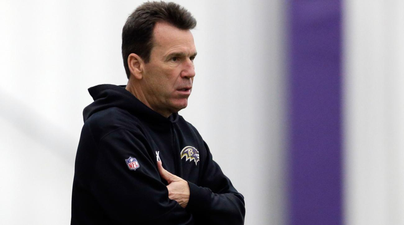 Gary Kubiak interviewing with Broncos