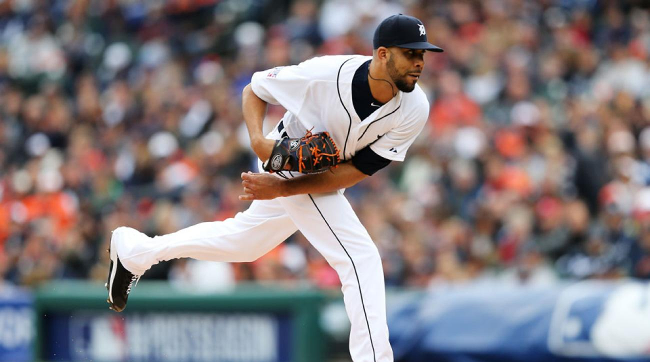 Detroit Tigers David Price