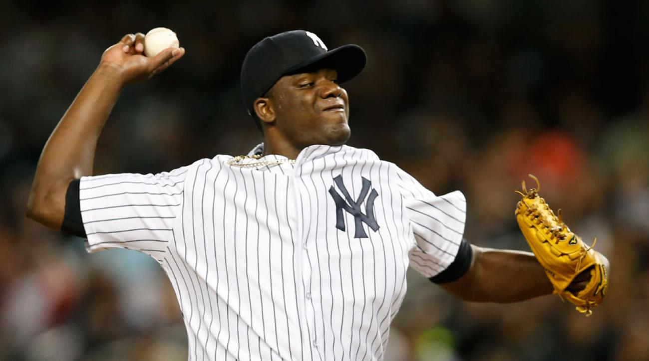 New York Yankees Michael Pineda