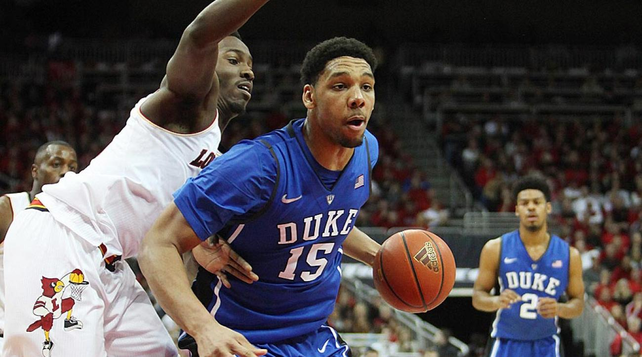 Jahlil Okafor Duke vs. Louisville