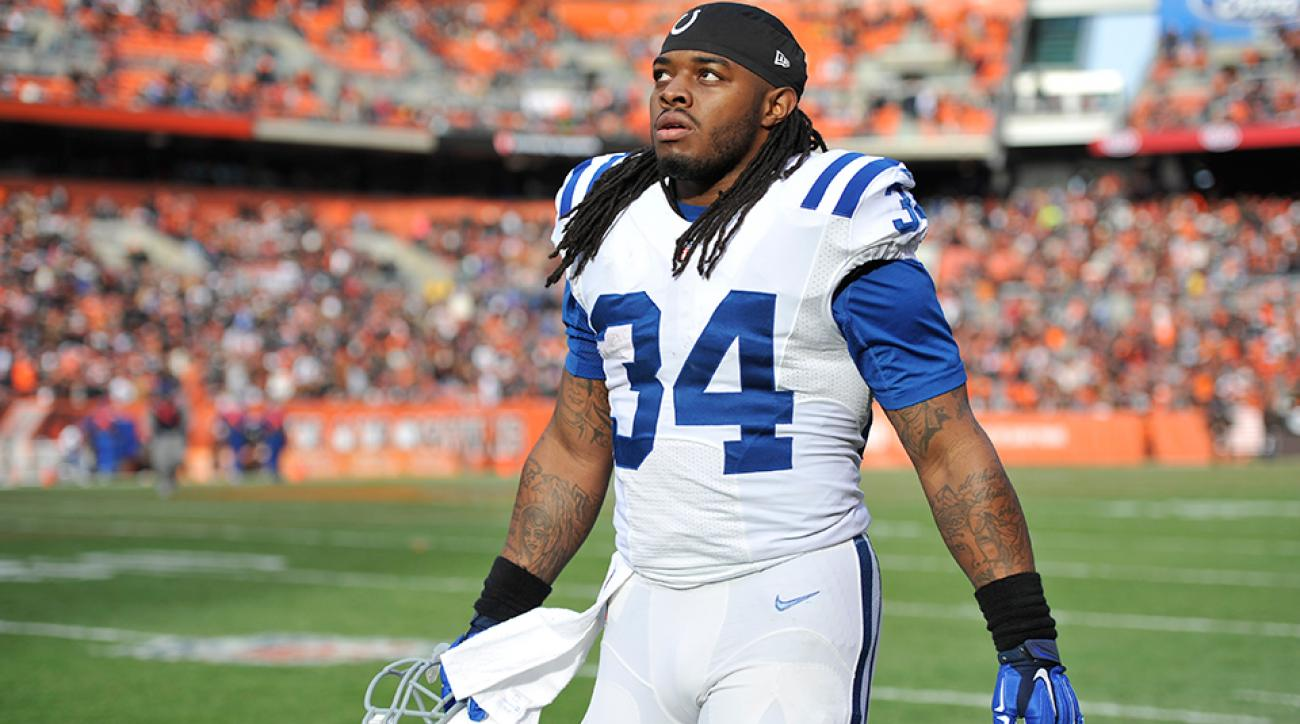 Trent Richardson Colts