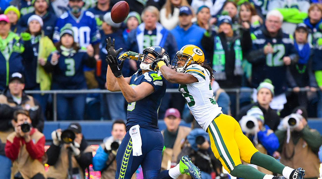 Russell Wilson, Seattle Seahawks improbable comeback sends them to Super Bowl XLIX