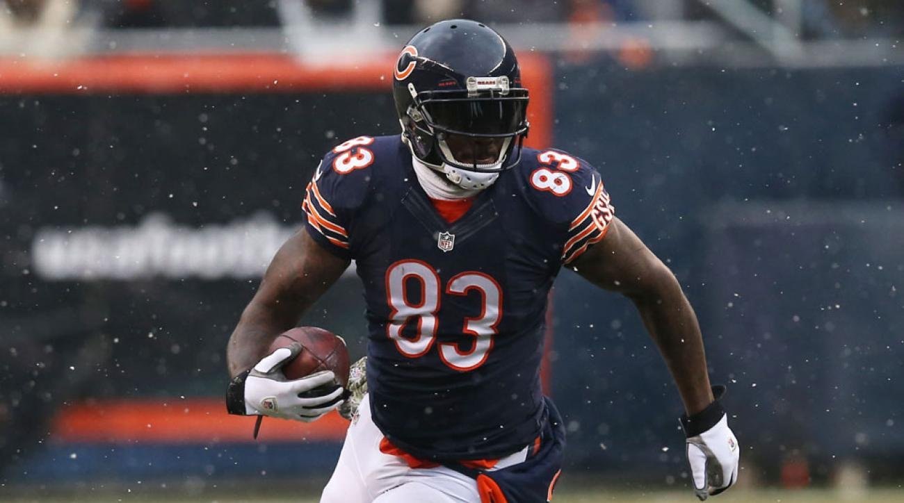 Chicago Bears Martellus Bennett