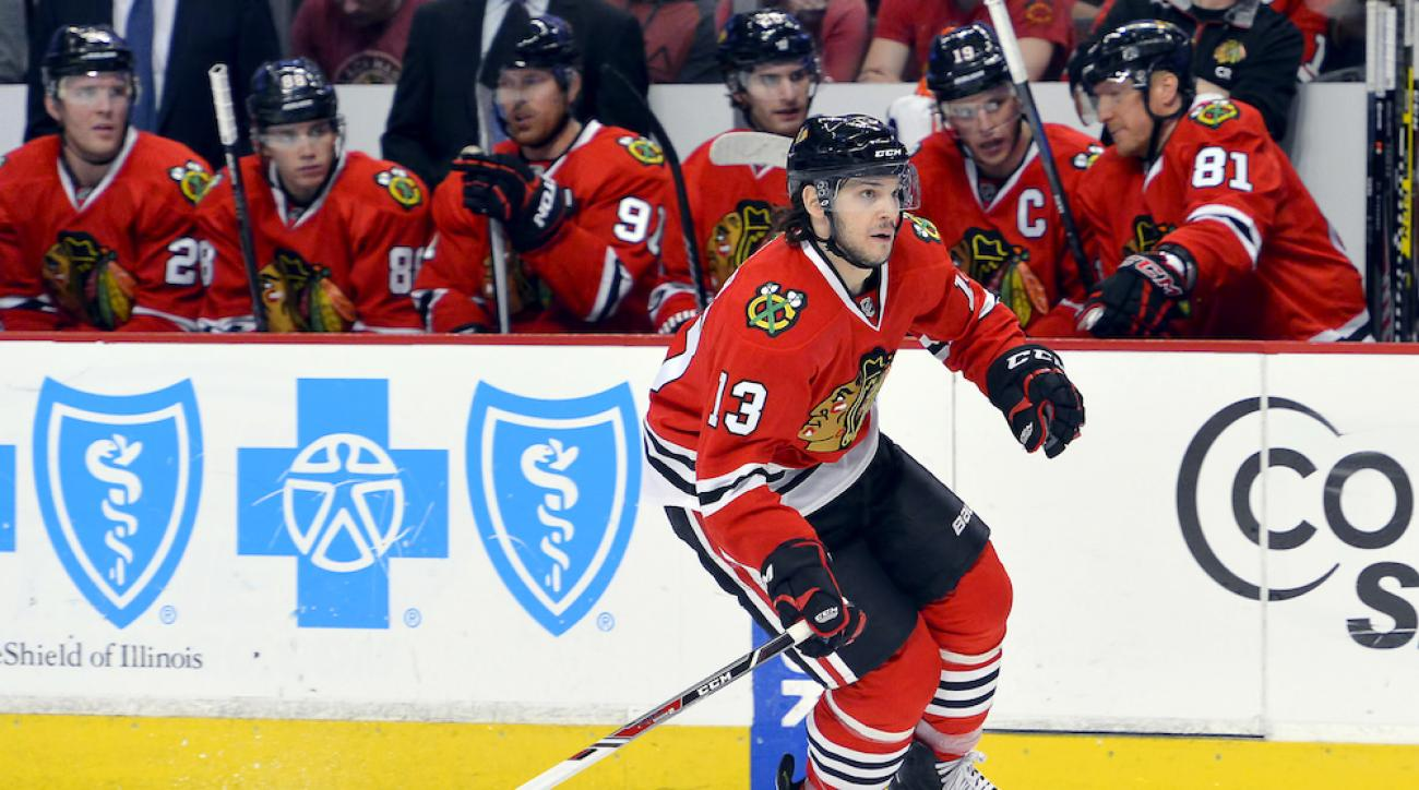 chicago blackhawks daniel carcillo suspended