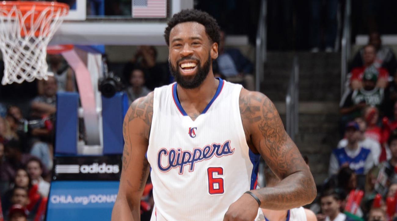 Los Angeles Clippers DeAndre Jordan