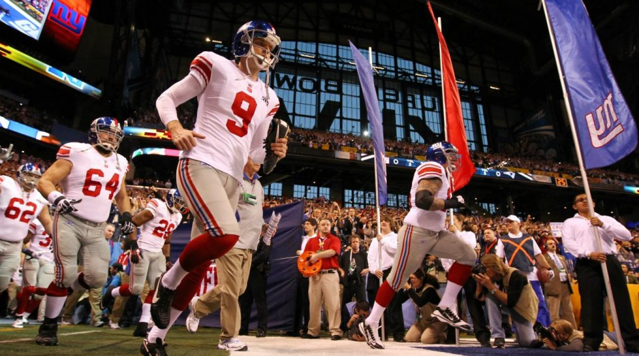 Giants K Lawrence Tynes talks trash to Patriots on Twitter