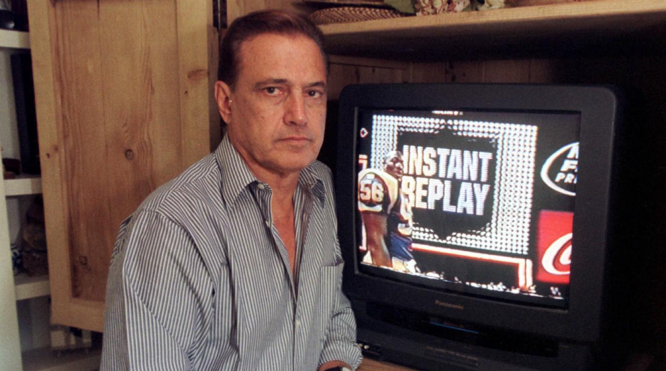 Tony Verna dies instant replay