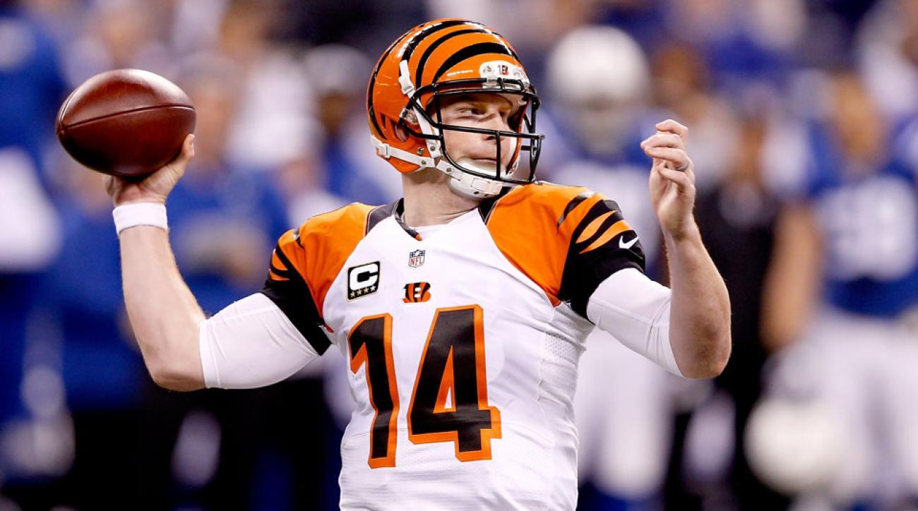 Cincinnati Bengals Andy Dalton