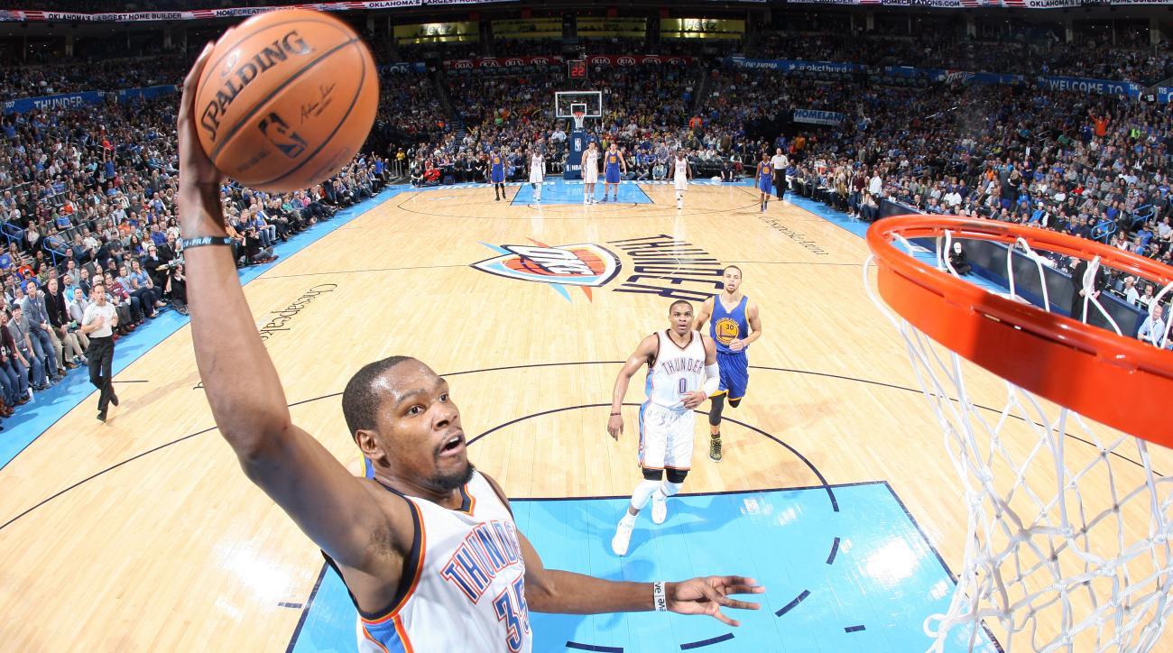 Kevin Durant fantasy NBA picks