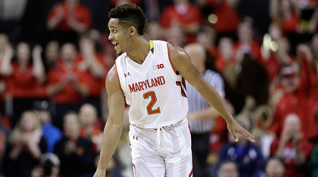 Melo Trimble, Maryland Terrapins