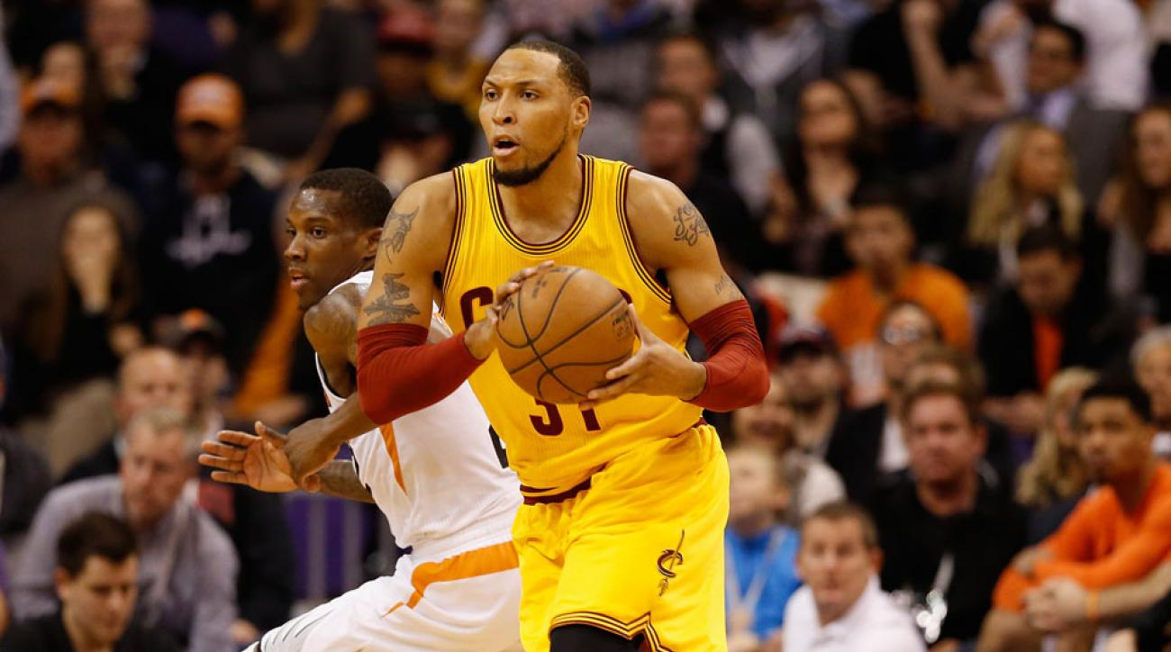 Cleveland Cavaliers Shawn Marion
