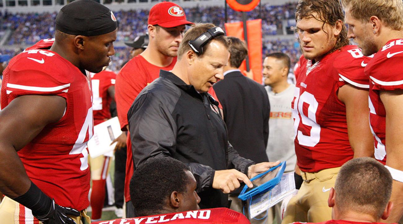 San Francisco 49ers Eric Mangini